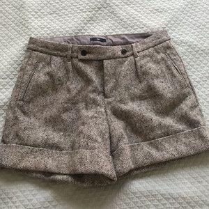 Gap Tweed Shorts - so cute for fall!